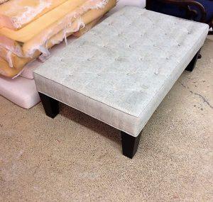 Upholstery-Ottoman